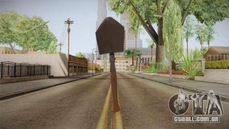 Team Fortress 2 Shovel para GTA San Andreas