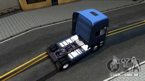 Scania R450 Streamline para GTA San Andreas