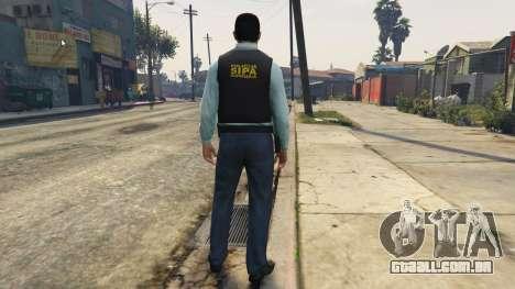 SIPA POLICE para GTA 5