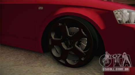 Audi A3-TR para GTA San Andreas