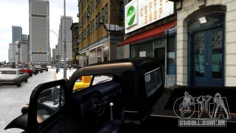 Bravado Rat-Loader para GTA 4