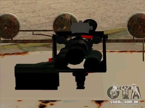PAZ-32053 For the zombie Apocalypse para GTA San Andreas