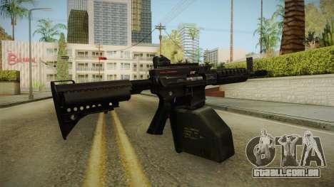 Ares Shrike v2 para GTA San Andreas