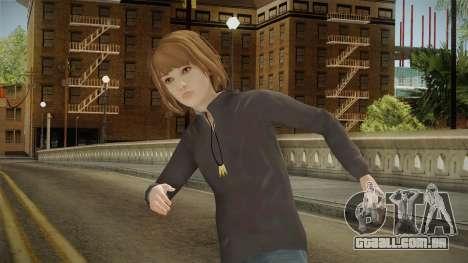 Life Is Strange - Max Caulfield Hoodie v2 para GTA San Andreas