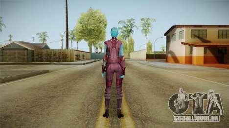 Marvel Future Fight - Nebula para GTA San Andreas