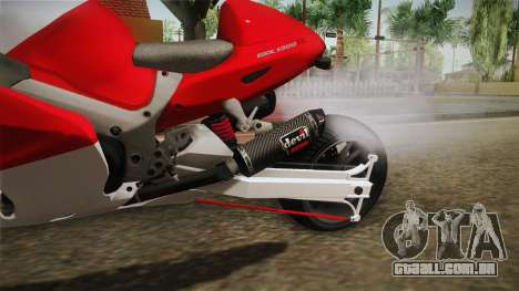 GTA 5 Hyabusa Drag v1 para GTA San Andreas