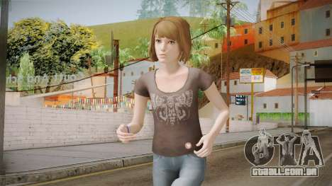 Life Is Strange - Max Caulfield EP4 v2 para GTA San Andreas