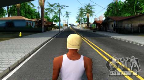 Winter Bomber Hat From The Sims 3 para GTA San Andreas