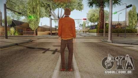 Life Is Strange - Nathan Prescott v2.2 para GTA San Andreas