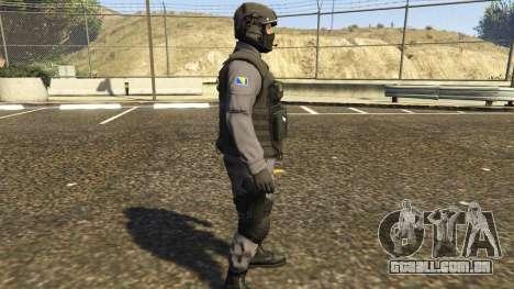 SIPA SWAT 2 para GTA 5