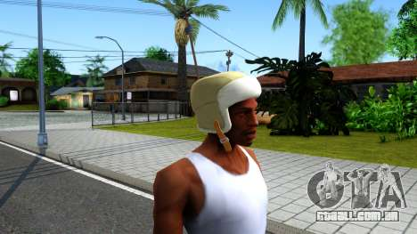 Winter Bomber Hat From The Sims 3 para GTA San Andreas