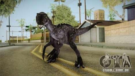 Primal Carnage Velociraptor Starlight para GTA San Andreas