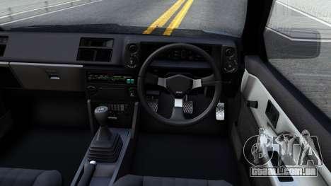 Toyota Sprinter Trueno para GTA San Andreas