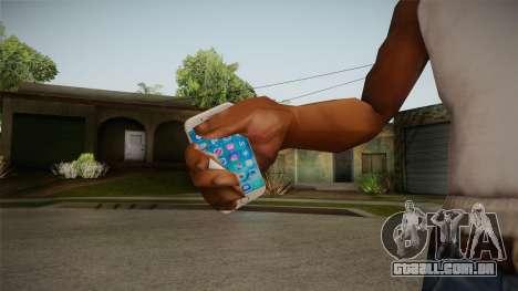 iPhone 7 Plus para GTA San Andreas