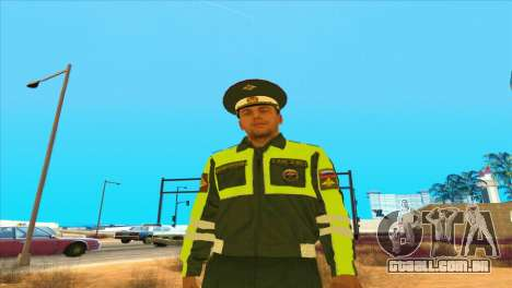Oficial VAI para GTA San Andreas