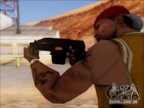 GTA 5 Shrewsbury Sweeper Shotgun para GTA San Andreas