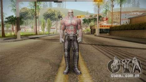 Marvel Future Fight - Drax para GTA San Andreas