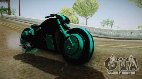 GTA 5 Nagasaki Shotaro (DLC Bikers) v2 para GTA San Andreas