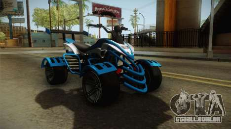 GTA 5 Nagasaki Street Blazer v1 para GTA San Andreas