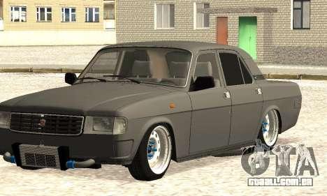 Volga 31029 cólicas [Beta 0.1] para GTA San Andreas