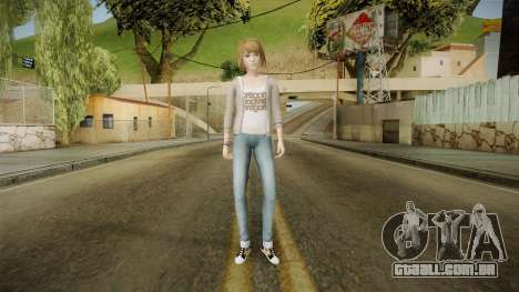Life Is Strange - Max Caulfield Oregon v2 para GTA San Andreas