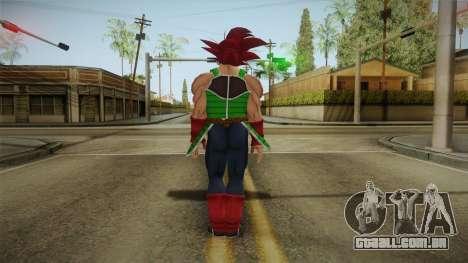 Dragon Ball Xenoverse - Bardock SSG para GTA San Andreas