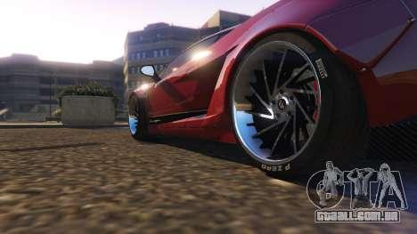 Lamborghini Gallardo Superleggera LibertyWalk