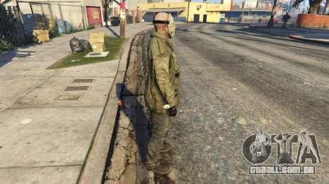 Jason Voorhes Ped model v3 para GTA 5