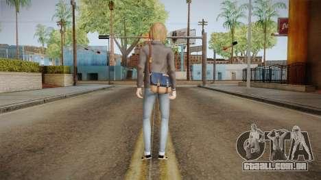 Life Is Strange - Max Caulfield Hoodie v1 para GTA San Andreas