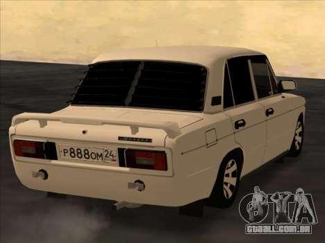 Pregar armadas-2106 Colxoz para GTA San Andreas
