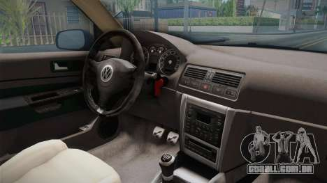Volkswagen Golf Mk4 para GTA San Andreas