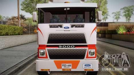 Ford 9000 para GTA San Andreas