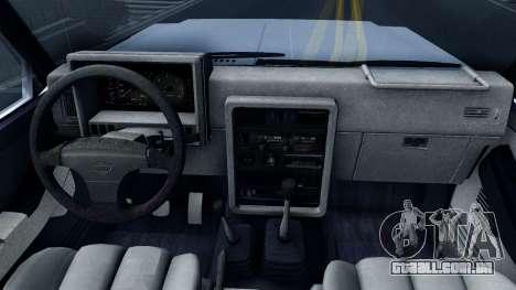 Nissan Patrol Y60 para GTA San Andreas