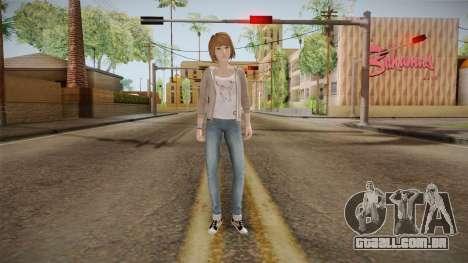 Life Is Strange - Max Caulfield EP2 v2 para GTA San Andreas