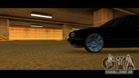 BMW M5 E34 para GTA San Andreas