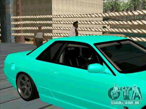 Nissan Skyline R-32 CITY STYLE STOK para GTA San Andreas