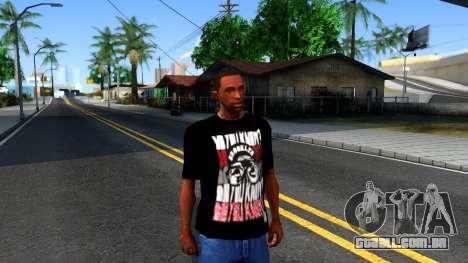 Nike Air Jordan S.O.M. Do You Know T-Shirt Black para GTA San Andreas