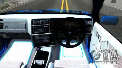 Ford Sierra RS500 Cosworth para GTA San Andreas