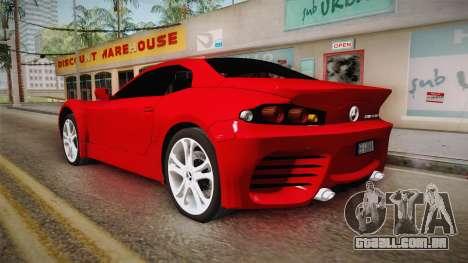 Mercedes-Benz Concept para GTA San Andreas