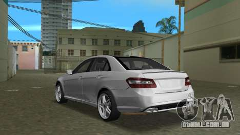 Mercedes-Benz E63 AMG TT Black Revel para GTA Vice City