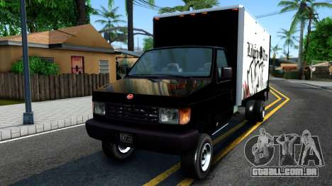 GTA IV Steed para GTA San Andreas
