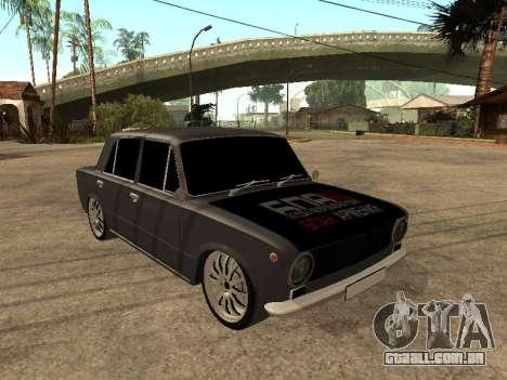VAZ 2101 BPAN Agmap para GTA San Andreas