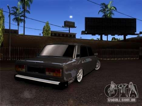 VAZ 2105 BPAN para GTA San Andreas