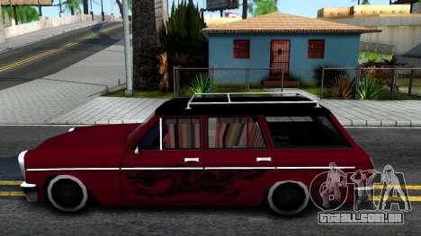 LOW Peren Without Lagguage para GTA San Andreas