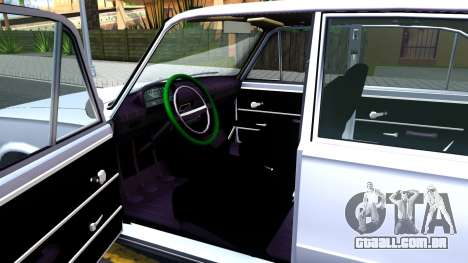 VAZ-2101 para GTA San Andreas