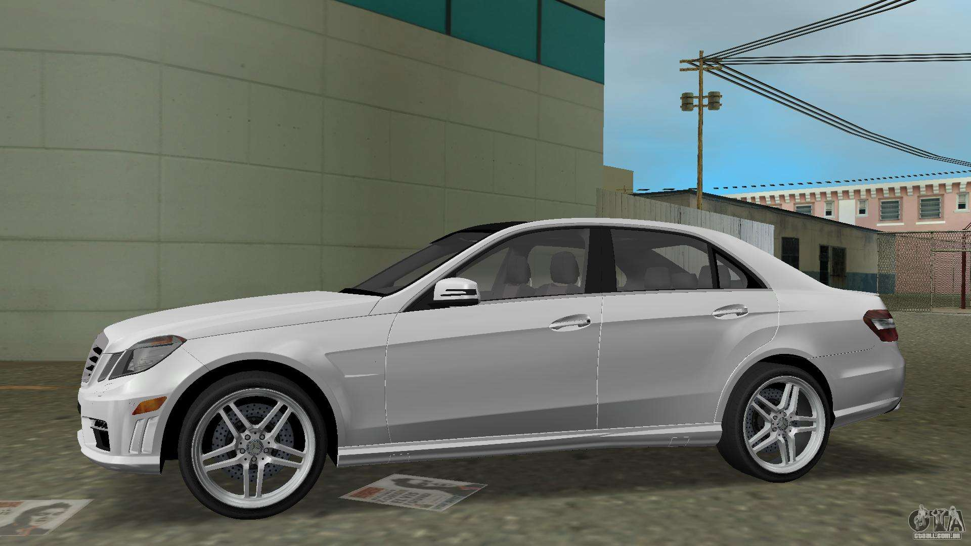 Mercedes benz e63 amg tt black revel para gta vice city for Mercedes benz atlantic city