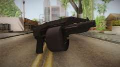 Bikers DLC Sweeper Shotgun para GTA San Andreas