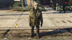 Jason Voorhes Ped model v3 para GTA 5