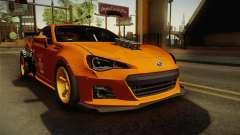 Subaru BRZ 2013 Rocket Bunny para GTA San Andreas