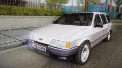 Ford Sierra Tournier 2.3D CL 1988 para GTA San Andreas